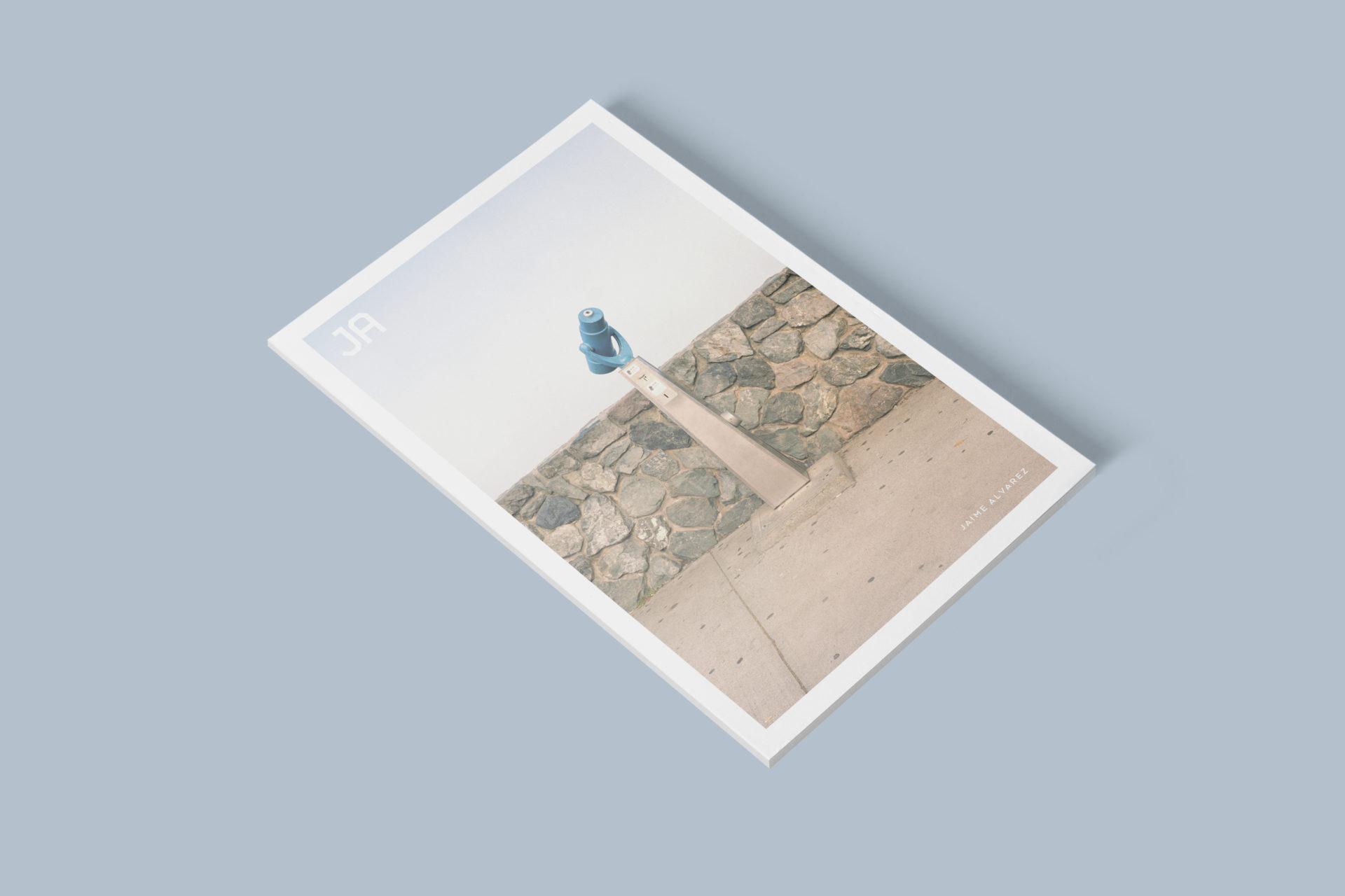 Jaime Alvarez Nowhere Cover
