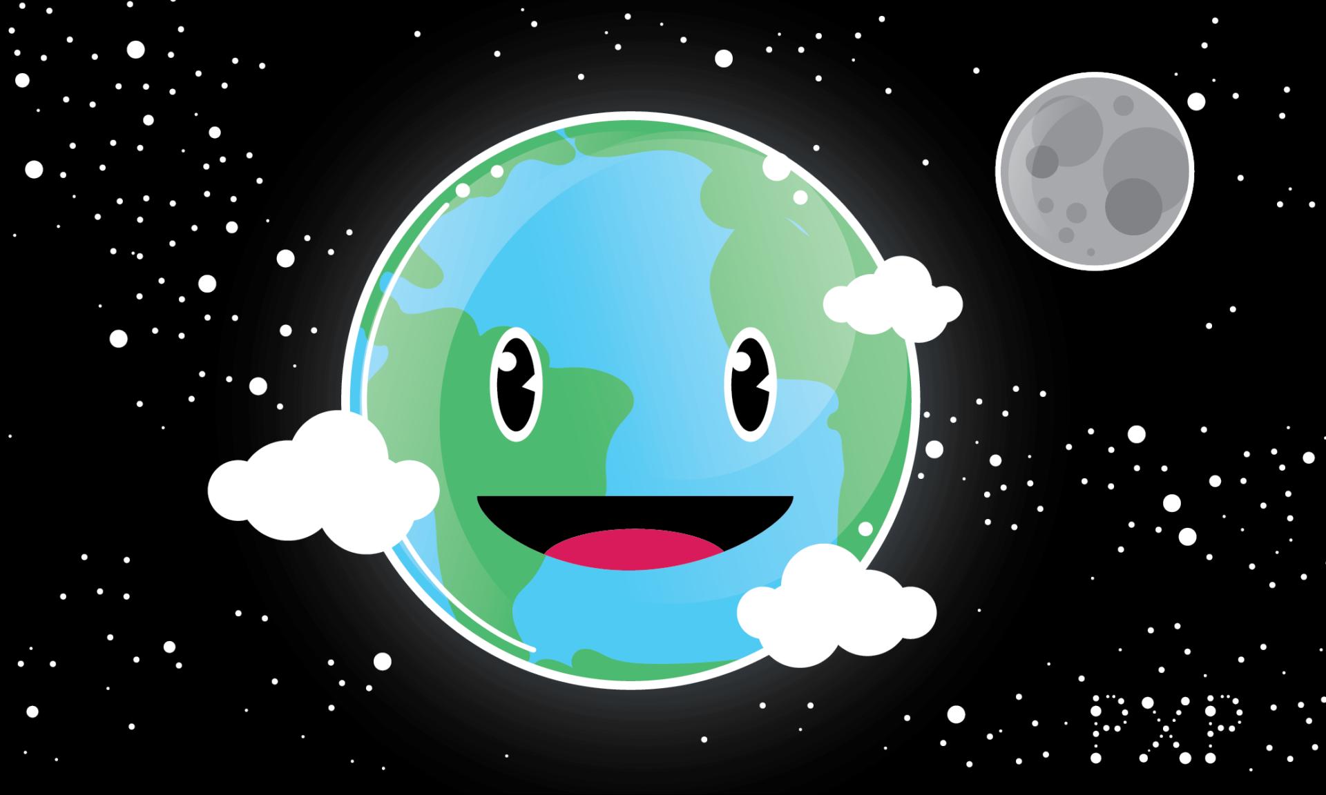 A Happy Earth