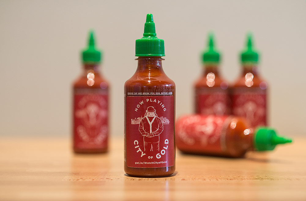 City of Gold Sriracha