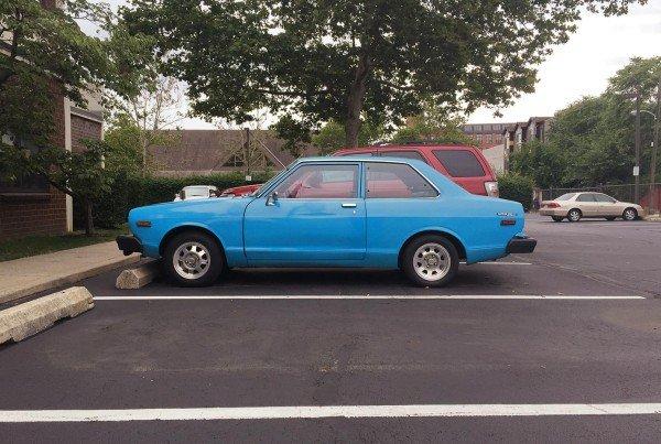 PXP Blue Datsun 210
