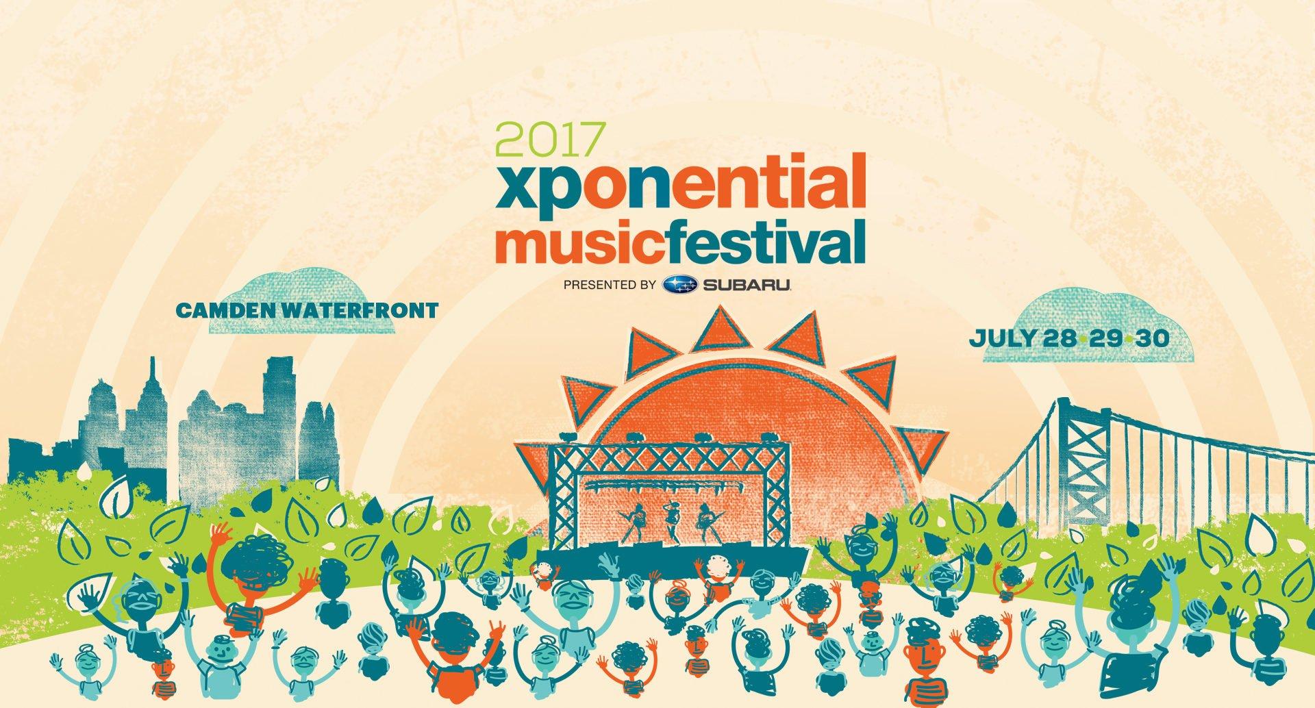 WXPN 2017 Xponential Music Festival