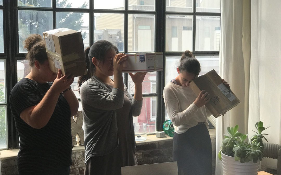 Pinhole Projectors for the Eclipse