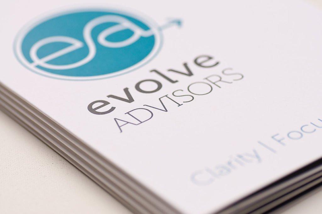 Evolve Advisors branding