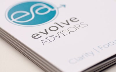 Evolve Advisors Identity System & Website