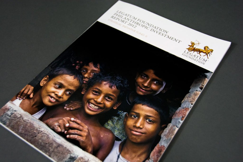 Legatum Foundation report 2012