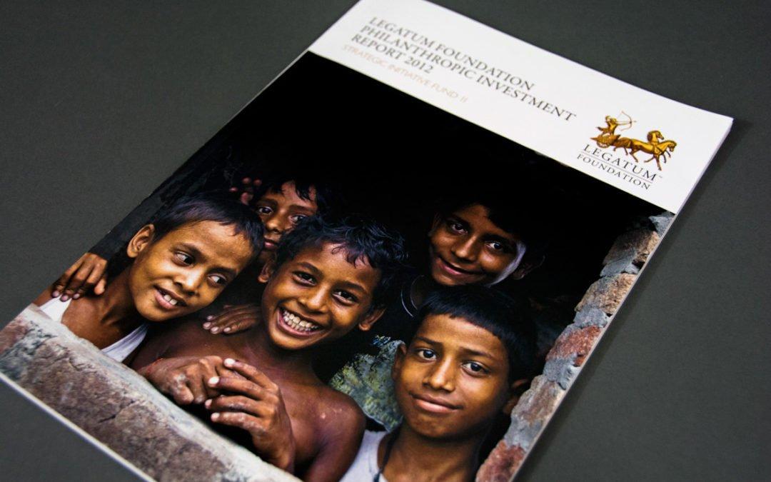 Legatum Foundation 2012 Annual Report