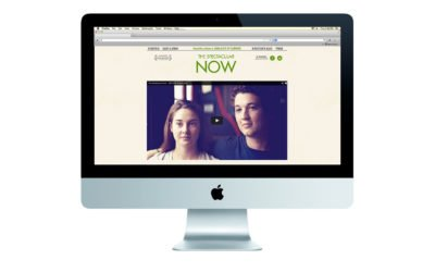 The Spectacular Now Website